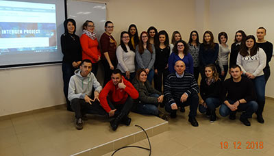 Aleksandr Gudkov PhD in Orel State University (Russia) collected last Anketas 3 from students of different groups