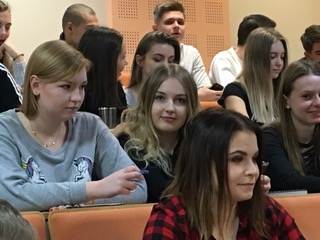 Bulgaria: Students from the Academy of Economics